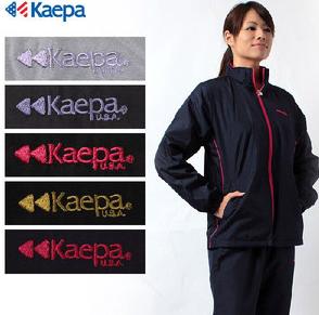Kaepaのウィンドブレーカー上下セットです